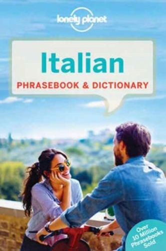9781786574503 image Lonely Planet Italian Phrasebook & Dictionary