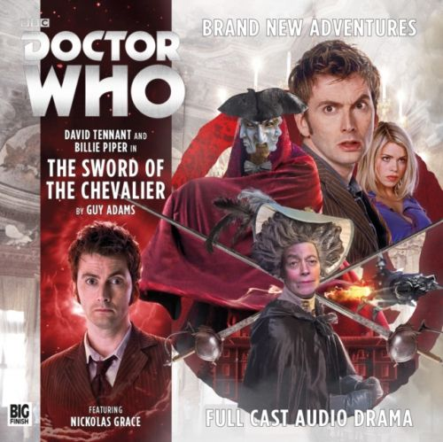 Tenth Doctor Adventures: The Sword of the Chevalier