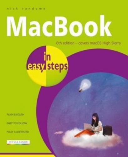 MacBook in easy steps, 6th Edition