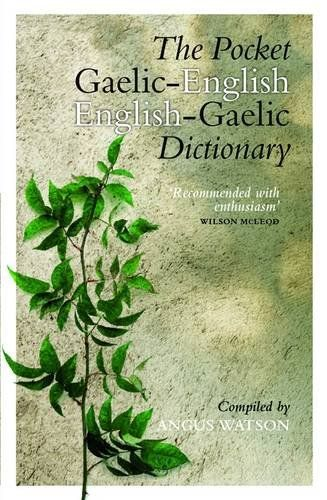 Pocket Gaelic-English English-Gaelic Dictionary