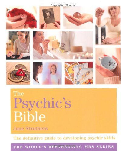 9781841813622 image Psychic's Bible