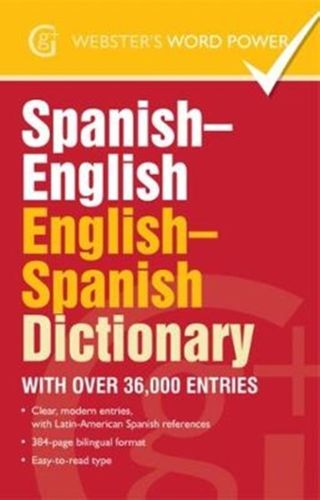Spanish-English, English-Spanish Dictionary