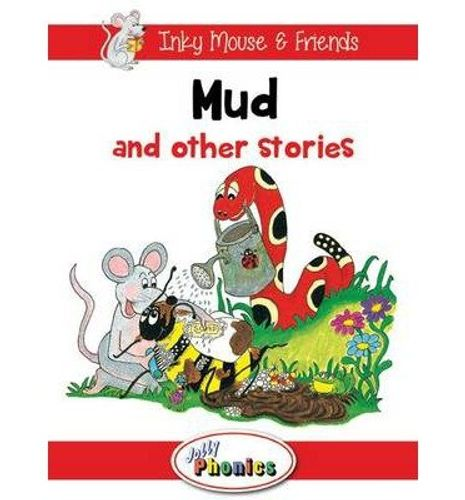 Jolly Phonics Paperback Readers, Level 1 Inky Mouse & Friends