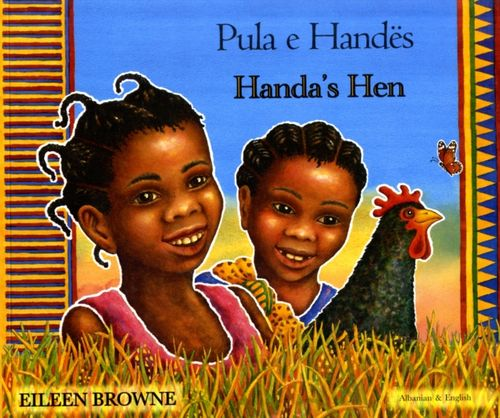 Handa's Hen in Albanian and English