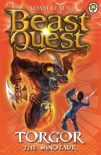 Beast Quest: Torgor the Minotaur
