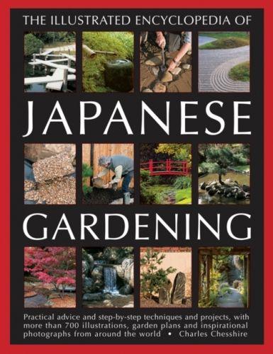 Illustrated Encyclopedia of Japanese Gardening