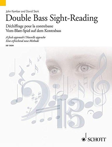 DOUBLE BASS SIGHTREADING