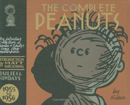 Complete Peanuts 1955-1956