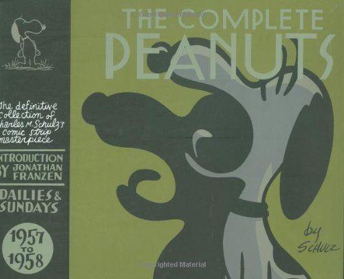 Complete Peanuts 1957-1958