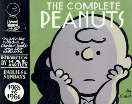 Complete Peanuts 1965-1966