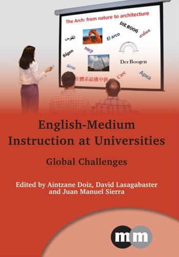 9781847698148 image English-Medium Instruction at Universities