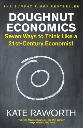 9781847941398 image Doughnut Economics