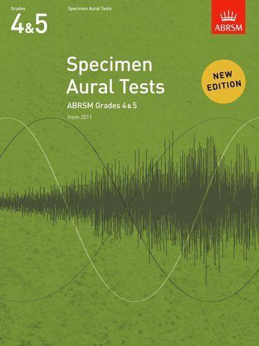 Specimen Aural Tests, Grades 4 & 5
