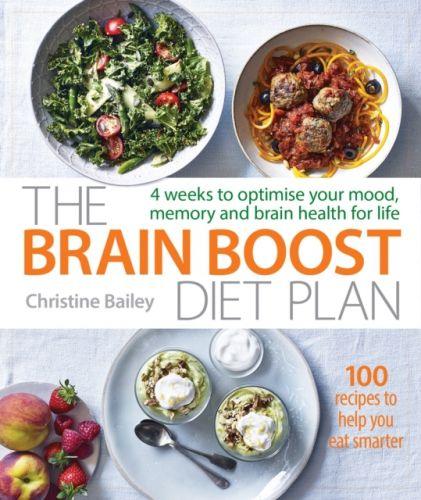 Brain Boost Diet Plan