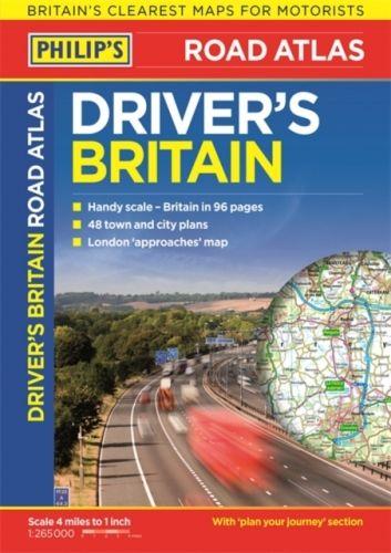 9781849074186 image Philip's Driver's Atlas Britain