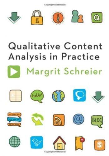 9781849205931 image Qualitative Content Analysis in Practice