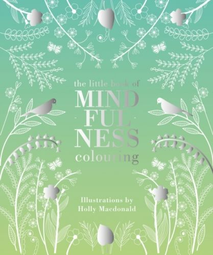 9781849497244 image Little Book of Mindfulness Colouring