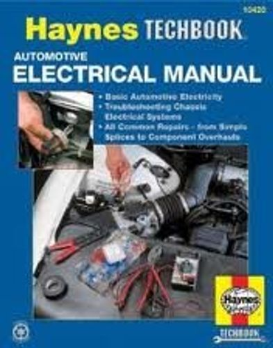9781850106548 image Automotive Electrical Manual (US)