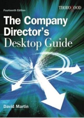 9781854189028 image Company Directors Desktop Guide
