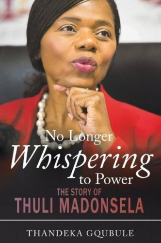 No longer whispering to power