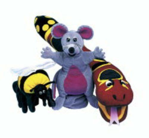 Jolly Phonics Puppets