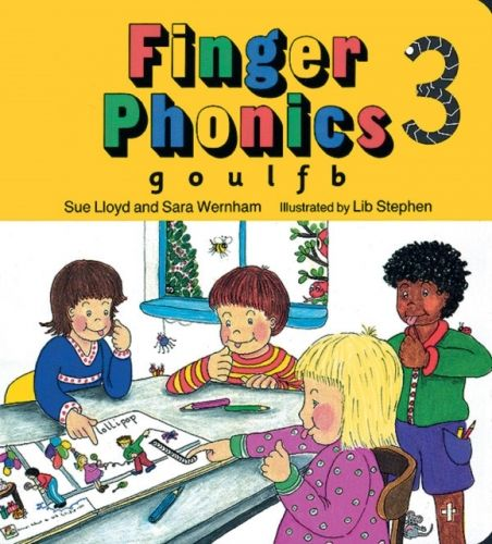Finger Phonics book 3