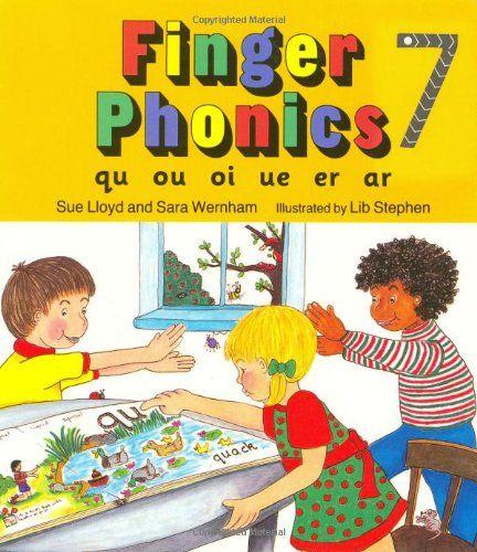 Finger Phonics book 7