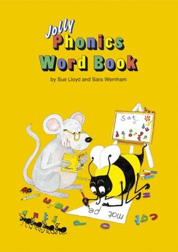 Jolly Phonics Word Book