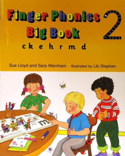 9781870946889 image Finger Phonics