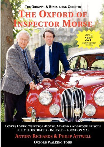 9781901091038 image Oxford of Inspector Morse