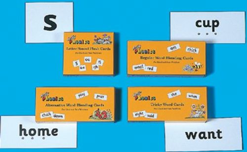 9781903619049 image Jolly Phonics Cards