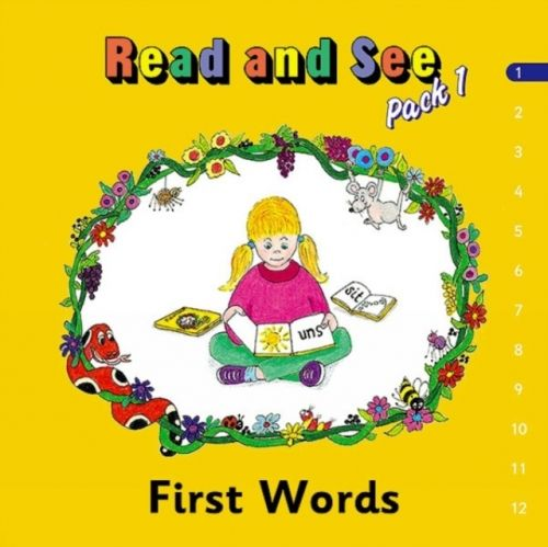 9781903619247 image Jolly Phonics Read and See, Pack 1
