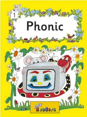 9781903619865 image Jolly Phonics Readers, Inky & Friends, Level 2