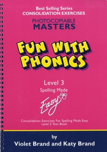 9781904421177 image Fun with Phonics