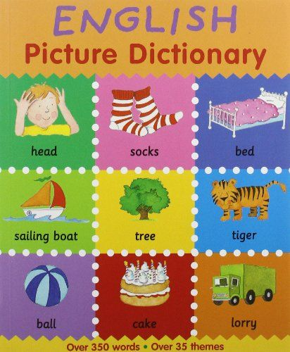 9781905710676 image English Picture Dictionary