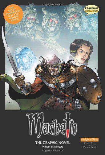 9781906332037 image Macbeth the Graphic Novel