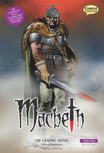 9781906332044 image Macbeth the Graphic Novel