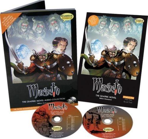 Macbeth Graphic Novel Audio Collection
