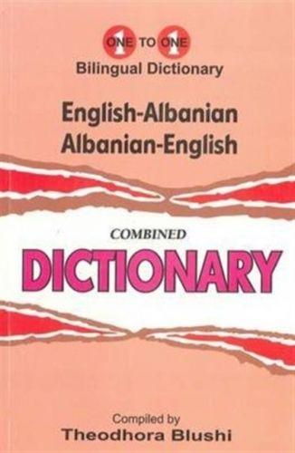 English-Albanian & Albanian-English One-to-One Dictionary (Exam-Suitable)