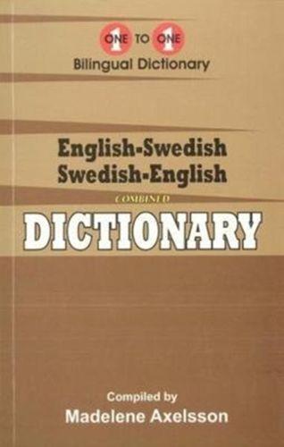 English-Swedish & Swedish-English One-to-One Dictionary (exam-suitable)