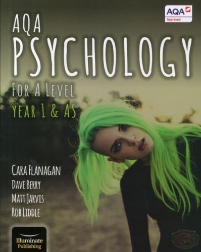 9781908682406 image AQA Psychology for A Level Year 1 & AS - Student Book