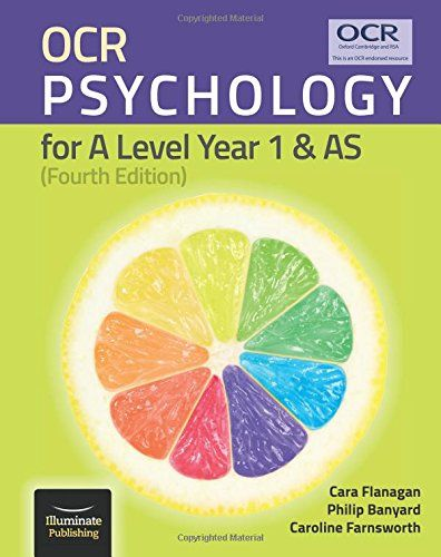 OCR Psychology for A Level Year 1 & AS
