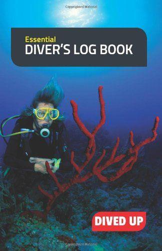 Essential Diver's Log Book