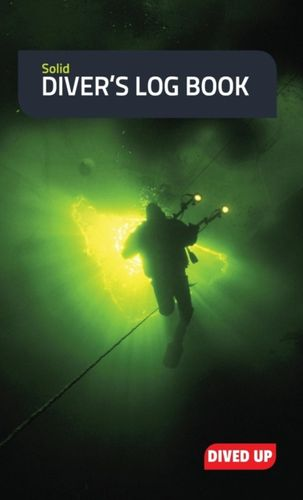 Solid Diver's Log Book