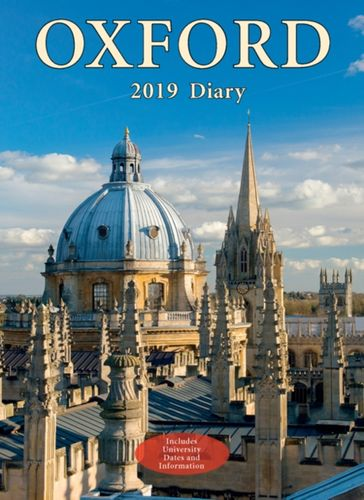 9781909759893 image Oxford Diary - 2019