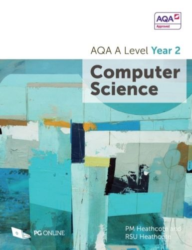9781910523032 image AQA A Level Computer Science Year 2