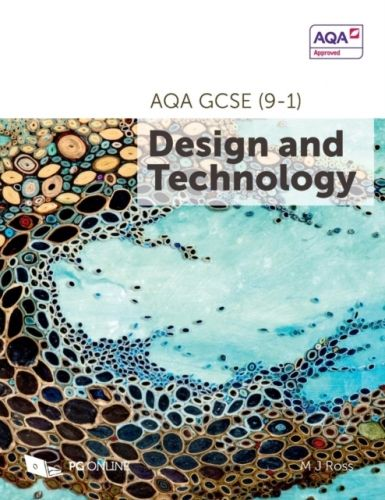 9781910523100 image AQA GCSE (9-1) Design and Technology 8552