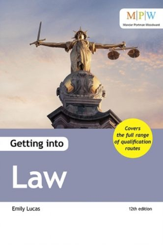 Getting into Law