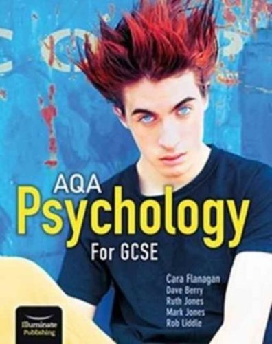 9781911208044 image AQA Psychology for GCSE