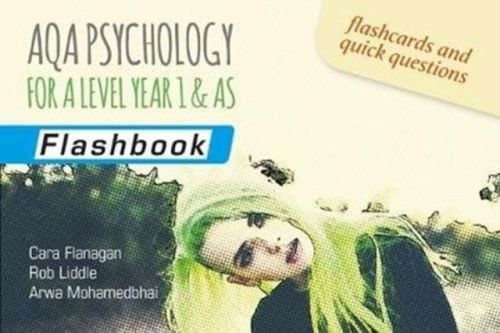 9781911208402 image AQA Psychology for A Level Year 1 & AS: Flashbook